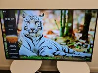 LG 65 Inch (2020) 4K HDR Ultra HD Smart LED TV, With Freeview HD/Freesat (Model 65UN70006LA)!!!
