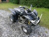 Loncin 110cc semi auto quad bike