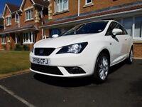 SEAT Ibiza 1.4 Toca SportCoupe 3 door. Immaculate FSH
