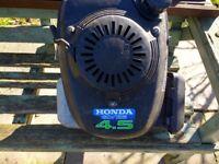 HONDA GCV 135 4.5 HP MOWER ENGINE