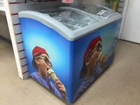 Ice cream Freezer for Sale!! Only 1 year old and in fully working condition. Rarely used.