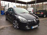 RENAULT CLIO DYNAMIQUE 0.9, 2014 **TOP SPEC**LOW MILES**NEW M.O.T**LOVELY CAR**BARGAIN!!