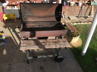 Charcoal BBQ - rusty but good condition