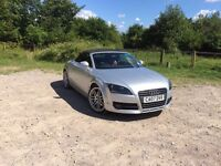 Classy convertible Audi TT - only selling due to new job!