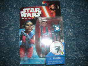 STAR WARS THE FORCE AWAKE (NIEN NUMB) **NEUF, NEUF!**