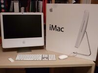 iMac 'Core 2 Duo' 20-inch with 1TB hard disk
