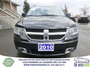 2010 Dodge Journey RT! AWD! 7 PASS! SUNROOF! LEATHER! BLUETOOTH!