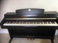 Digital Yamaha Clavinova GH3 Piano excellent condition
