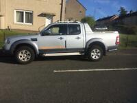 Ford ranger wildtrack 58 plate 3.0tdi