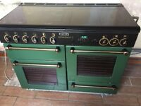 Rangemaster/cooker Green