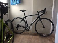 Cannondale synapse med 54 2014 ready for winter