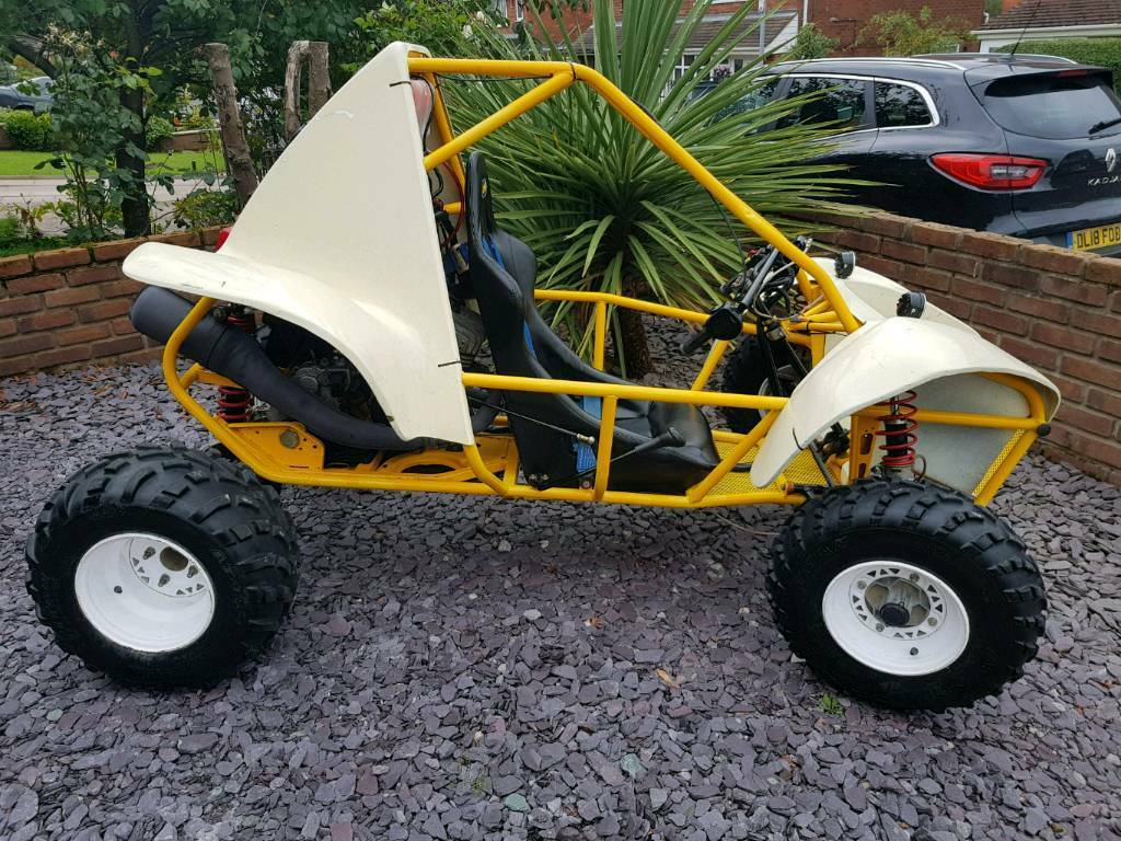 POLARIS 2 STROKE BUGGY / QUAD EXCELLENT CONDITION! YOU WON'T FIND ANOTHER!  | in Stoke-on-Trent, Staffordshire | Gumtree