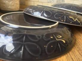 Orla Kiely side plates