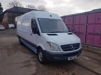 MERCEDES SPRINTER 313CDI LWB ,2011REG, ONE OWNER, FULL SEVICE HISTORY, NO VAT, FOR SALE
