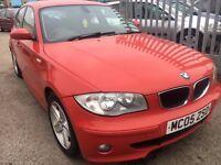 BMW 120D DIESEL AUTOMATIC 2005 DRIVE NICE