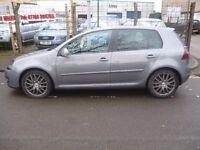 Volkswagen Golf gt tdi 140,5 Door Hatchback,2 keys,FSH,stunning car,full heated leather interior,