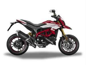 2017 Ducati Hypermotard 939 SP Red Corse Stripe