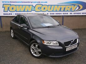***Oct 2008 Volvo S40 SE D **FULL SERVICE HISTORY**FULL LEATHER**( passat mondeo vectra S60 A4 a6 )