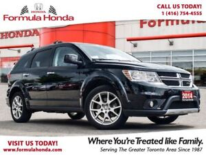 2016 Dodge Journey R/T | ALL WHEEL DRIVE | BLUETOOTH