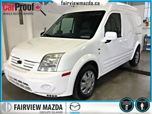 2010 Ford Transit Connect XLT w/o Rear Door Glass