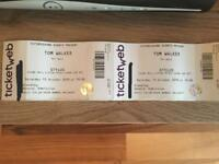 Tom walker tickets x4