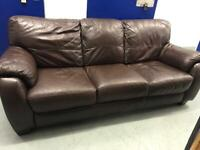 Large sofa with FREE DELIVERY DELIVERY