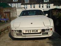 Porsche 944 2.7 1989 Alpine White