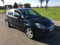 2007 57 Ford Fiesta zetec climate 1.4 tdci diesel £30 tax. 104k 1 owner car