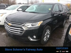 2018 Chevrolet Traverse AWD High Country