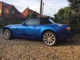 MX5 2l sport - great car - will be serviced and MOT'd prior to sale