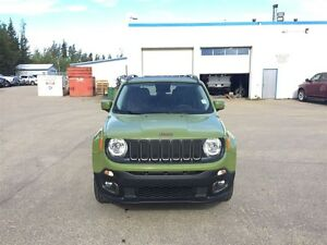 2016 Jeep Renegade NORTH 4X4, 75TH ANNIVERSARY EDITION