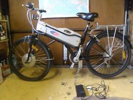 Powabyke electric bicycle