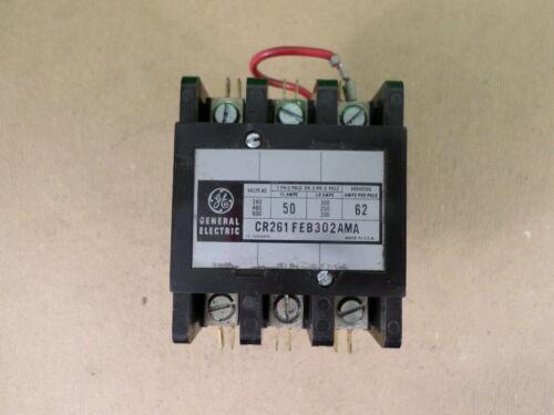 General Electric CR261FEB302AMD DP Contactor
