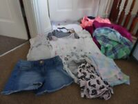 Girls Clothes Bundle, Aged 11 Years. 20 Items.