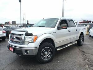 2013 Ford F-150 XLT**4x4**BLUETOOTH**ALLOY WHEELS**