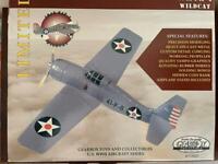 Wildcat die-cast plane