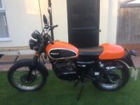 Herald motorcycle 125cc Classic