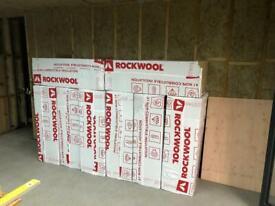 Rockwool Slab Insulation RW3 100mm