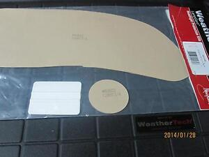 WEATHER TECH HEADLIGHT PROTECTION KITS #H0128B HIGHLANDER 08-09 West Island Greater Montréal image 2