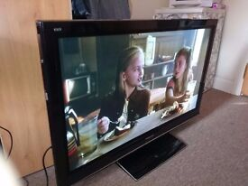 46 inch panasonic viera full hd plasma