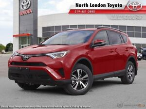 2018 Toyota RAV4 LE UPGRADE PACKAGE - company demo