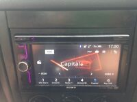 Excellent Sony multi car stereo
