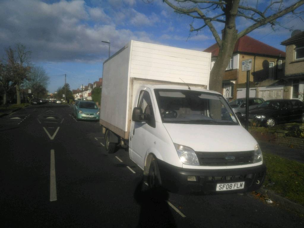 Ldv Maxus 2008 with tail lift