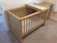 Mamas & Papas Complete Nursery Furniture