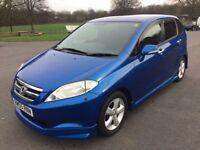 Rare Sports Blue Honda EDIX/ FRV 2.0 Vtec Automatic 60K New Import FULL MOT Modulo Body Kit
