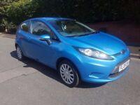 2009 '09' Ford Fiesta 1.4 Tdci Style + Mot Jan 18 ** Only £20 tax a Year **