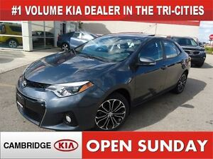 2014 Toyota Corolla S / LEATHER / NAV / *AUTO*