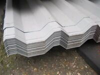 Galvanized Steel Roofing Sheets For Sale, *BRAND NEW* (3x1m) only £20 per sheet. Best Price Around!!