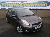***2010 Toyota Yaris TR VVT-I **TOP SPEC**ONLY £30 TAX**( clio corsa fiesta i10 polo mazda2 civic )