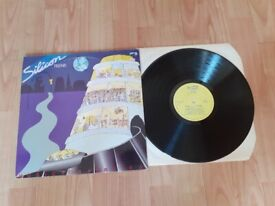 Silicon teens - music for parties vinyl LP